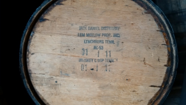 Bourbon Barrel Jack Daniels original